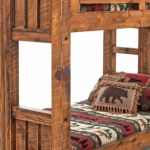 Timber Frame Wood Bunk Bed Homify