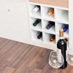 Kaltern Flascheneinsatz Fur Ikea Kallax Regale Weinregal Homify