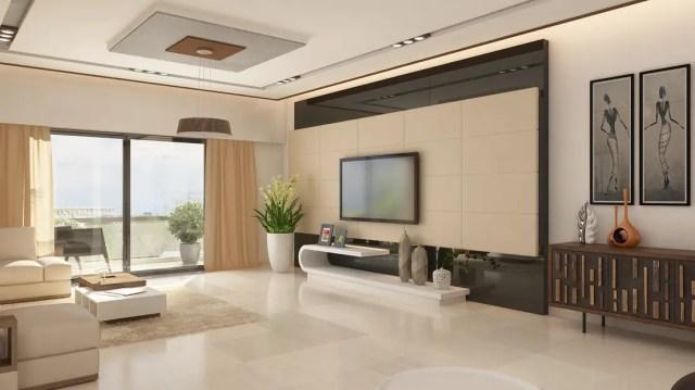 2 BHK Apartment Interior Design | homify