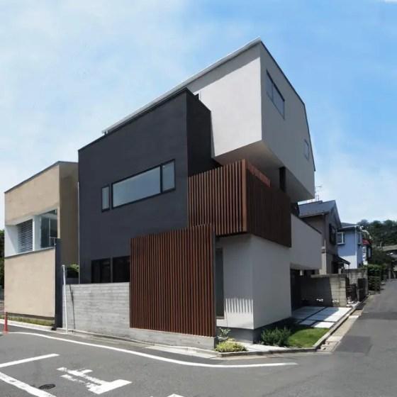 modern rumah photos by terajima architects - 17+ Desain Rumah Minimalis dengan Konsep  Jepang Paling Menarik