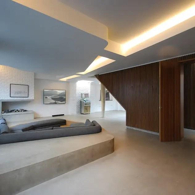 Ruang Keluarga by Patalab Architecture