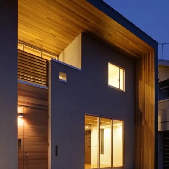 modern rumah photos by far east - 17+ Desain Rumah Minimalis dengan Konsep  Jepang Paling Menarik