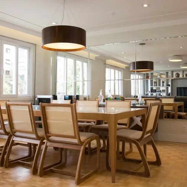Sala de Jantar: Salas de jantar modernas por HAPPY Arquitetura