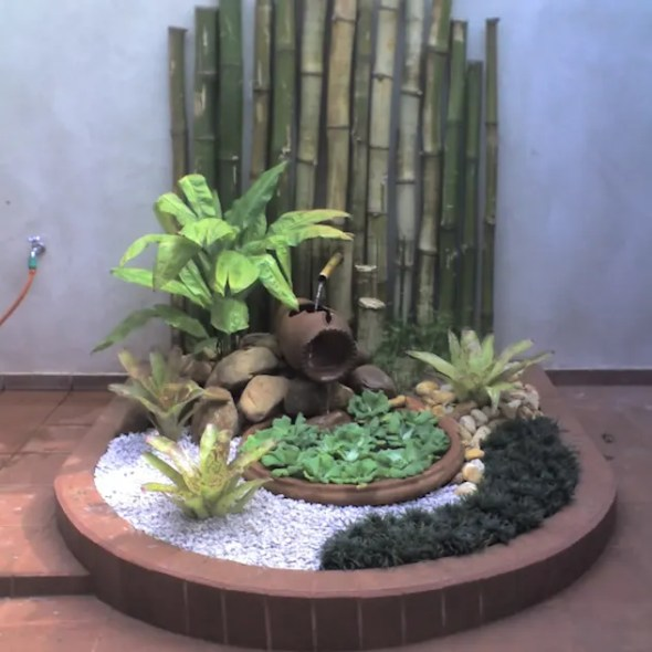 Vườn by Borges Arquitetura & Paisagismo