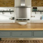 Chadwick House Grey Painted Contemporary Country Kitchen