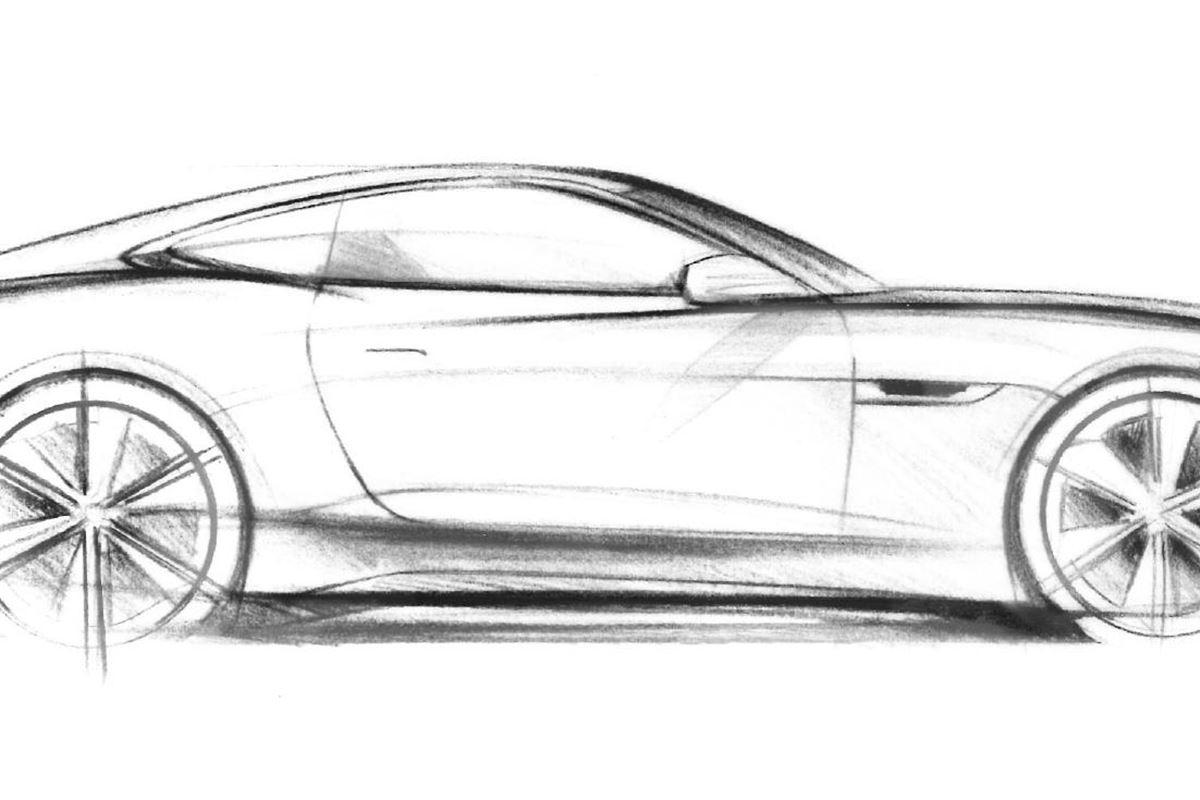 Jaguar To Unveil Sports Car Concept At Frankfurt