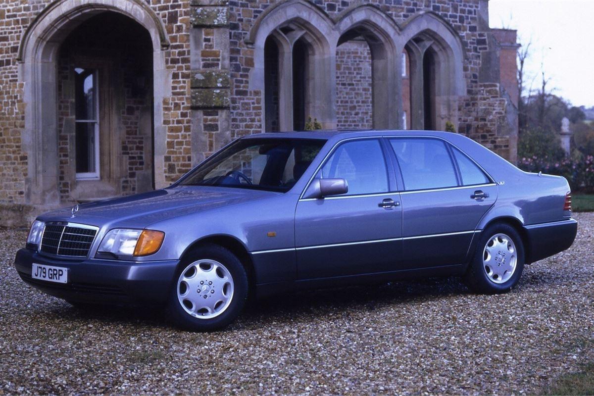Mercedes Benz S Class W140 1991 Car Review Honest John