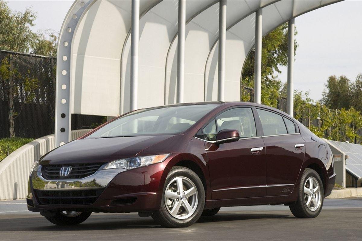 Honda Fcx Clarity 2008 Car Review Driving Honest John