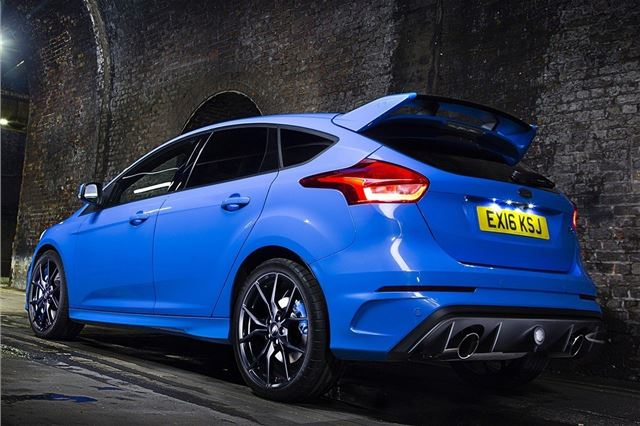review ford focus rs 2016 2018
