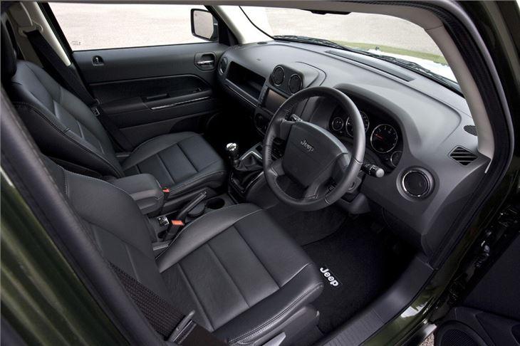 Jeep Patriot 2017 Interior