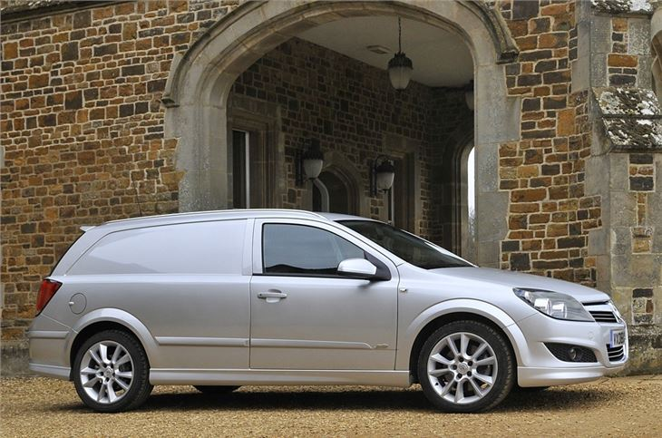 Vauxhall Astravan 2006 Van Review Honest John