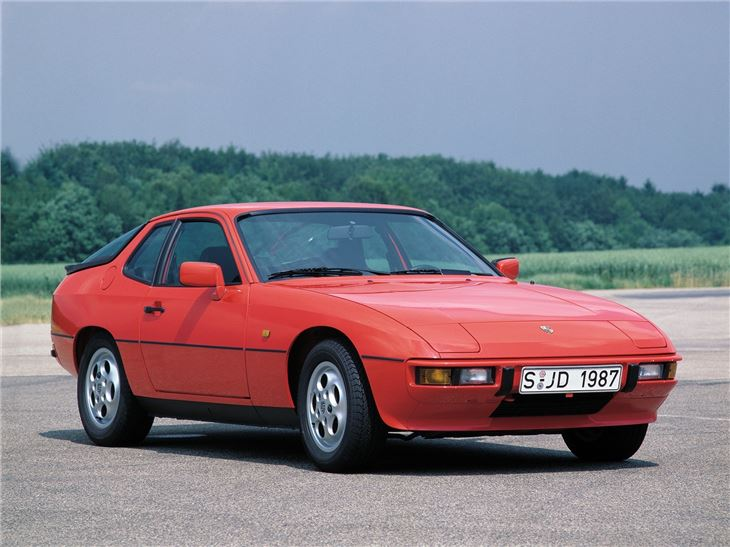 Porsche 924 Classic Car Review Honest John