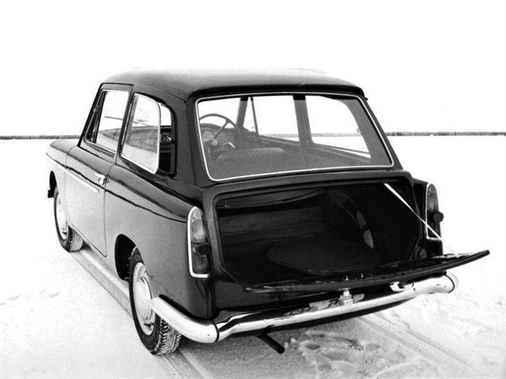Austin A40 Farina Classic Car Review Honest John