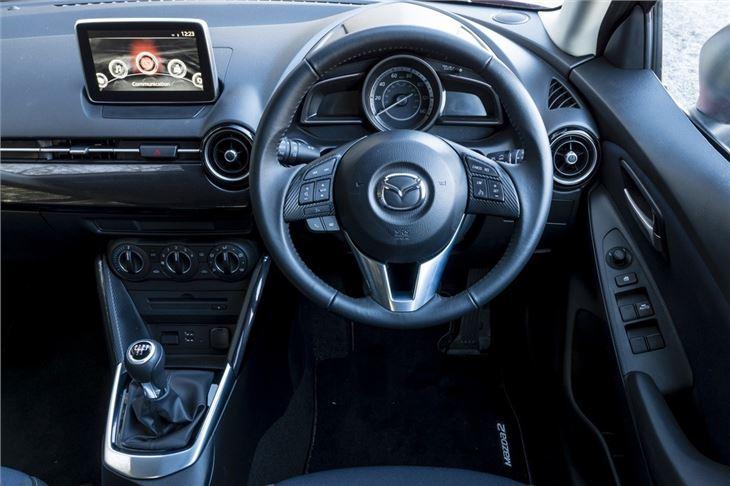 Mazda 2 2015 Car Review Honest John