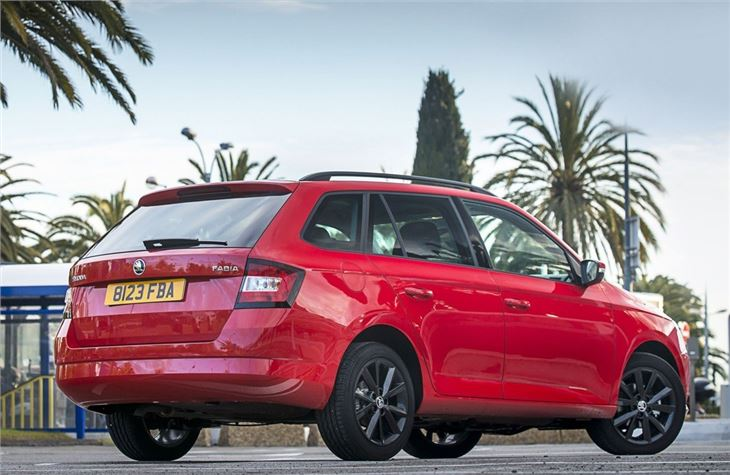 Skoda Fabia Estate 2015 Car Review Honest John
