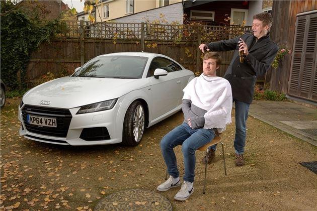 Is The Audi Tt A Hairdresser S Car Our Cars Honest John