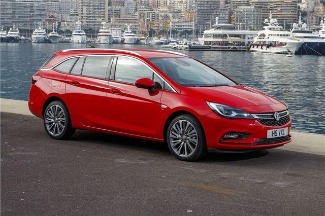 Vauxhall Astra K Sports Tourer 2016 Car Review Honest John