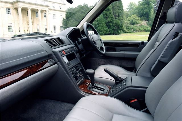 1992 Land Rover Range Rover Lse