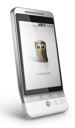 HootSuite on Android