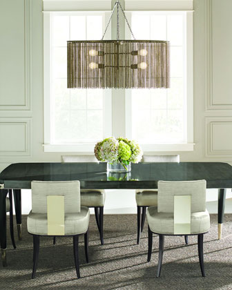Dining Room Furniture at Horchow Stanley s Elegant Dining Table
