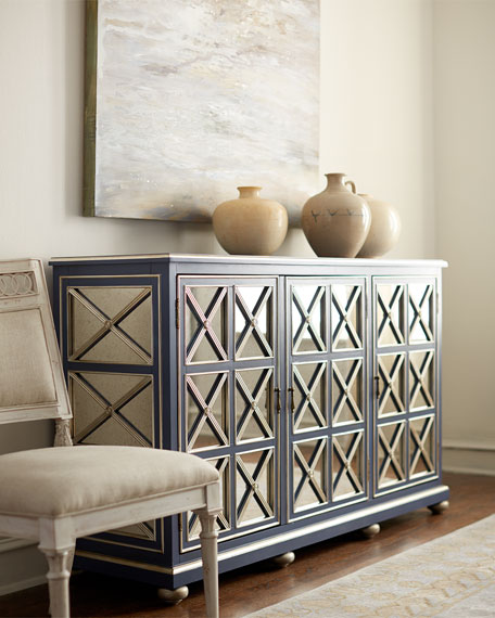 Cooper Mirrored Sideboard