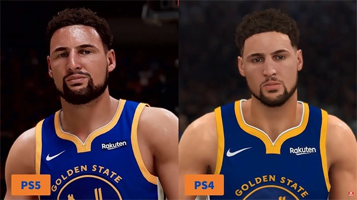 NBA 2K21 PS5 Graphics Quality Dunks All Over PS4 In Side-By-Side Comparison  Video   HotHardware