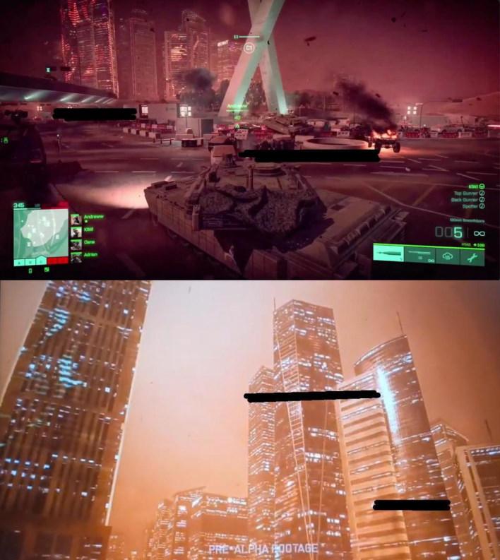 El equipo de Ground Battlefield 6 envía avances a los creadores de contenido.
