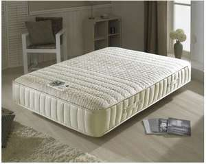 Imperial 3500 Memory Foam And Pocket Sprung Mattress Single Double King With Free