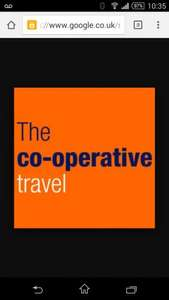 promo code 85d98 12b12 Co Operative Travel Travelcare Deals S For April 2019