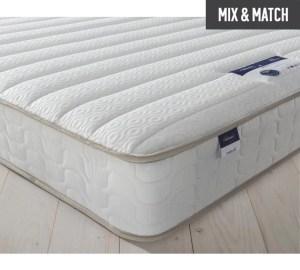 Silentnight Hatfield Memory Foam Double Mattress 236 94 Delivered Argos