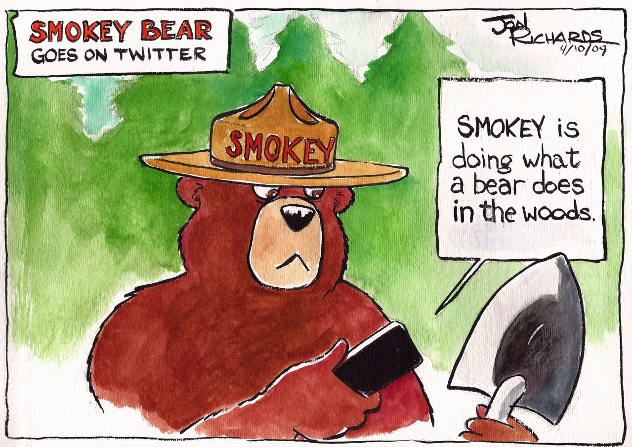 Smokey All A Twitter HuffPost