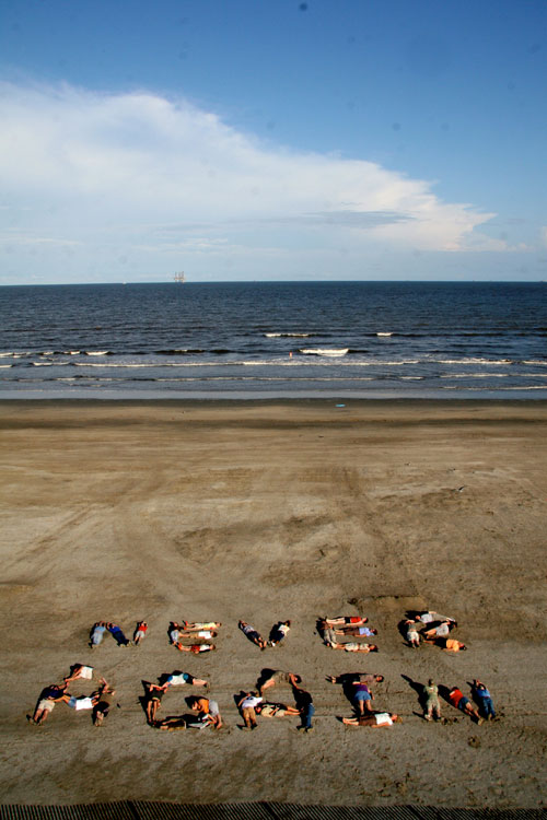 Matt Petersen: Never AGain! Gulf Coast