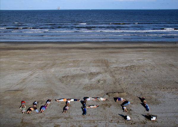 Matt Perterson: Never Again! Gulf Coast
