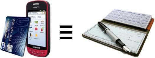 Phone + card = 21st Century checking