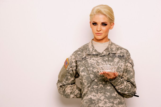will the next miss america wear combat boots? | huffpost