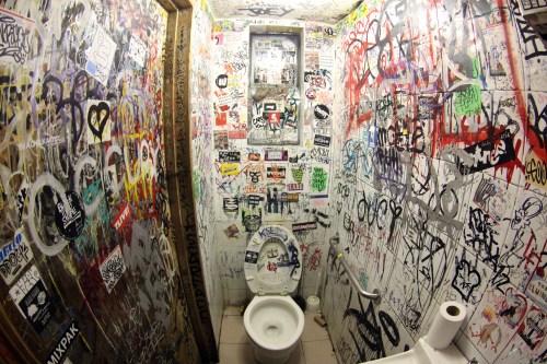 イギリスの公衆トイレ