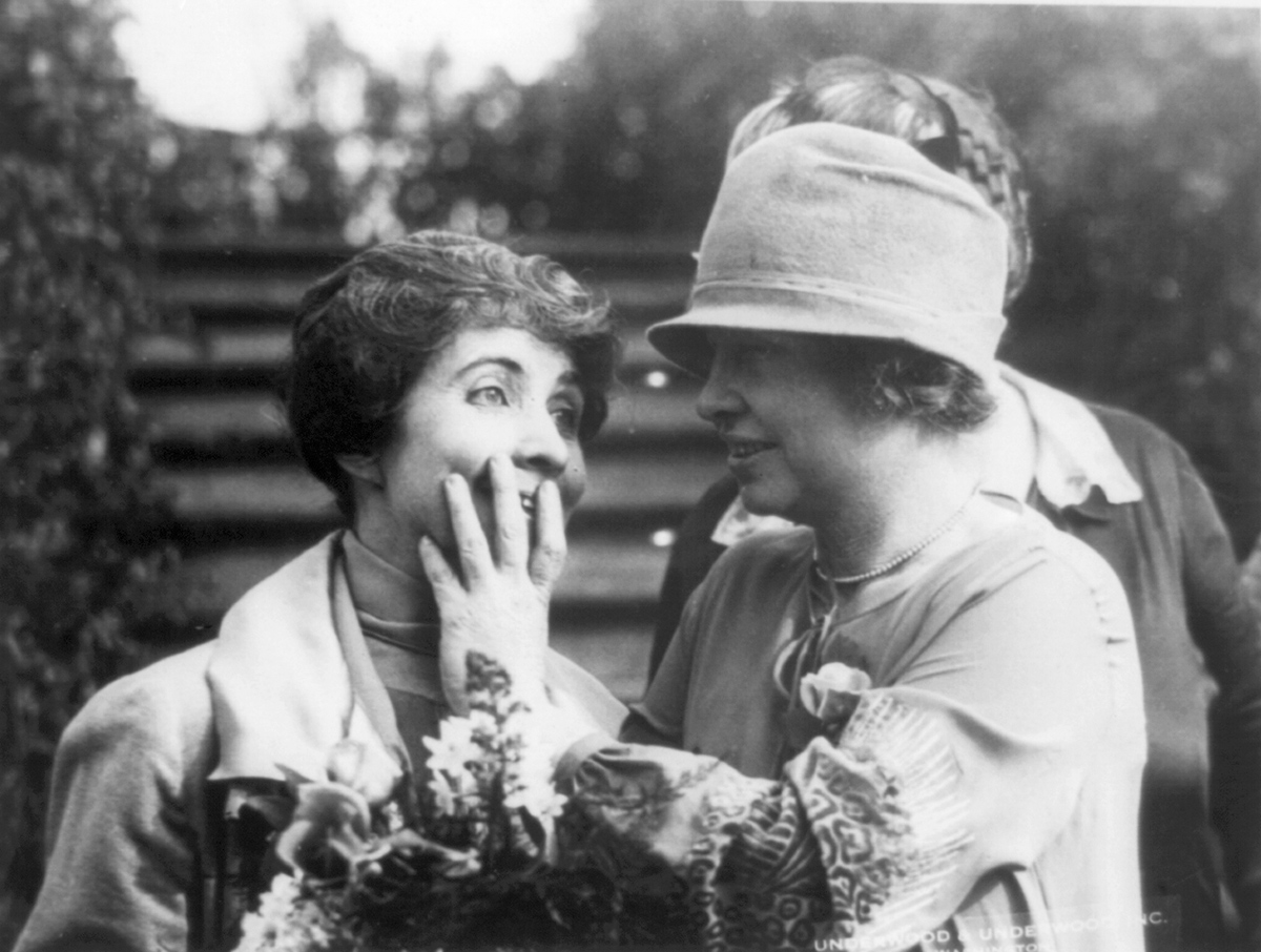 Helen Keller Met Charlie Chaplin In And The Rest Was