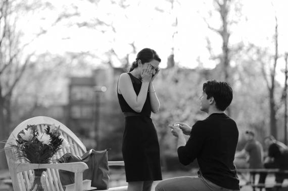 Wedding Proposal Season