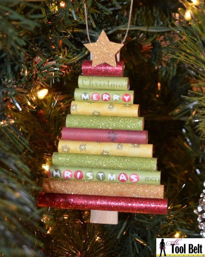 20 Easy Homemade Christmas Ornaments Holiday Decorations Crafts And Decorating Gift Ideas Hgtv