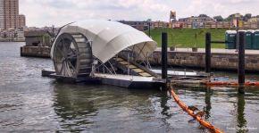 Baltimore's Trash Wheel