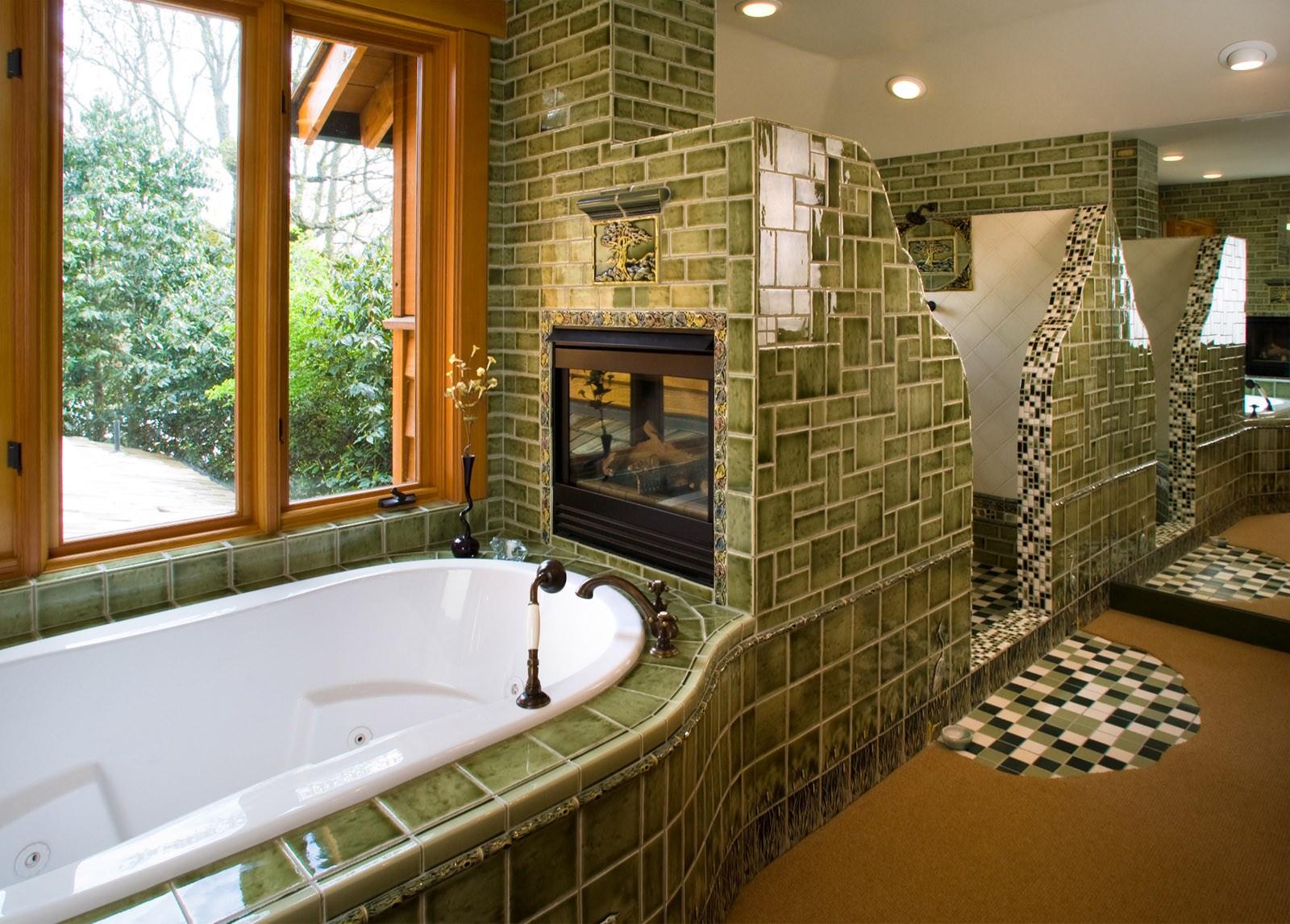 6 Reasons We Love Patterned Tile HuffPost