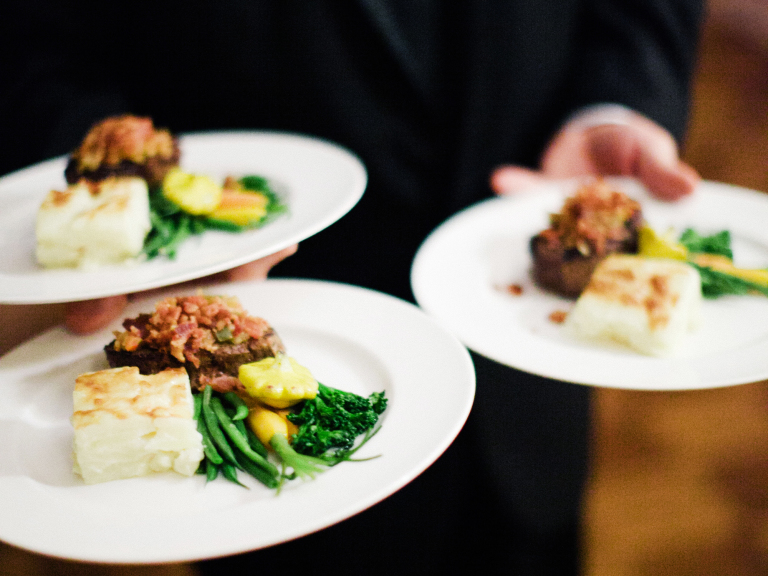 10 Ways To Save On Your Wedding Venue And Menu