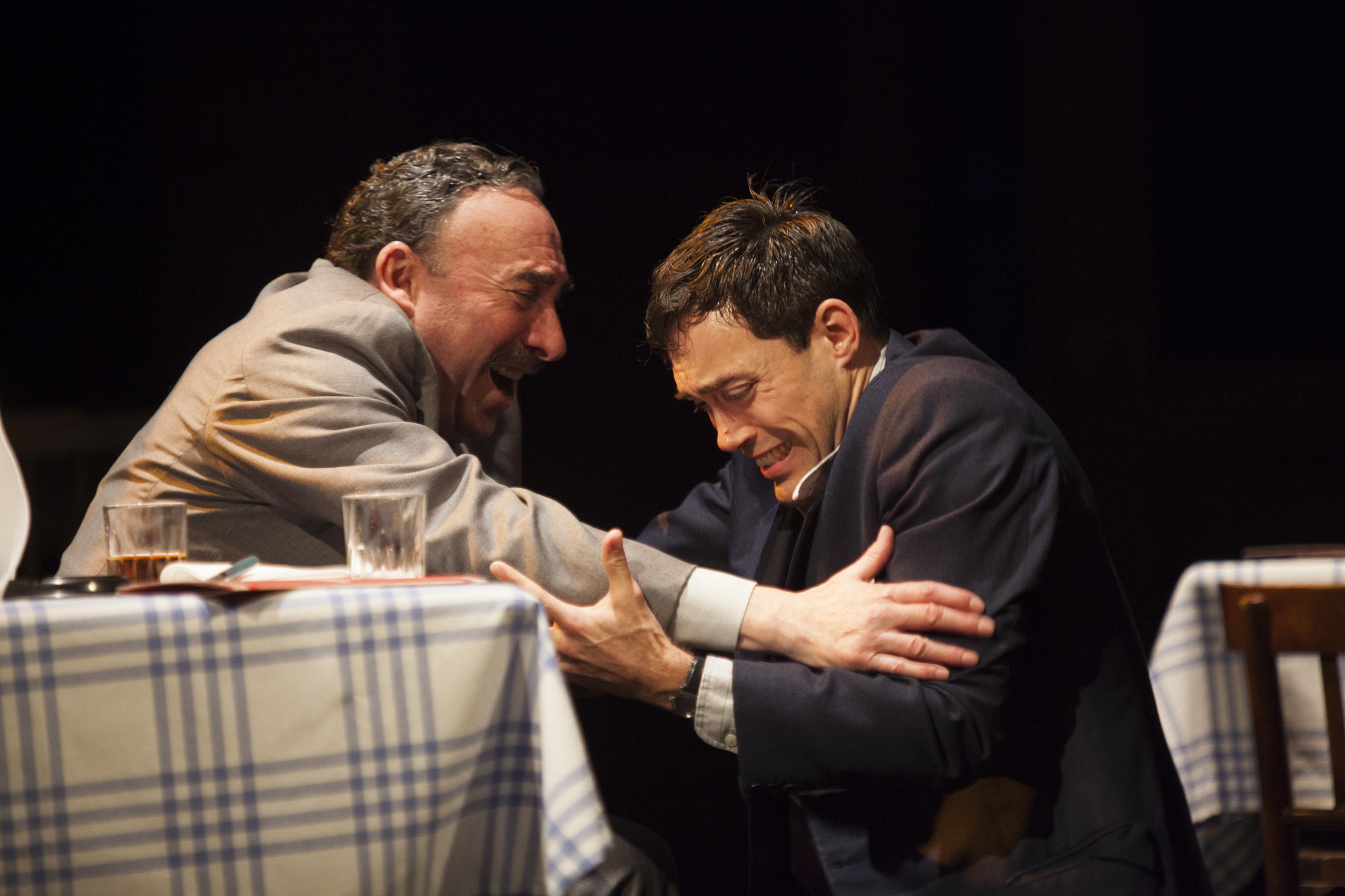 Theatre Review Of A Salesman Rsc Superb