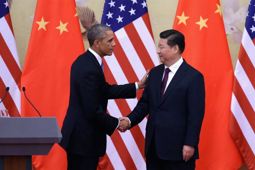 Image result for free to use image of obama and xi