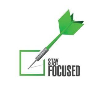 نتيجة بحث الصور عن How do you stay focused in a distracted world?