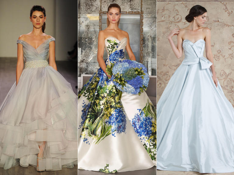 22 Colorful Wedding Dresses For The Bride Who Wants To