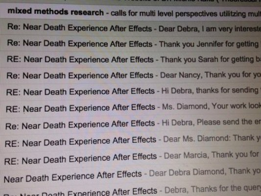 Debra Diamond's inbox
