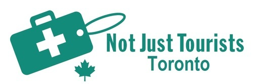 Not Just Tourists, Not Just Tourists Toronto, save lives when you travel, travel and donate, international charity