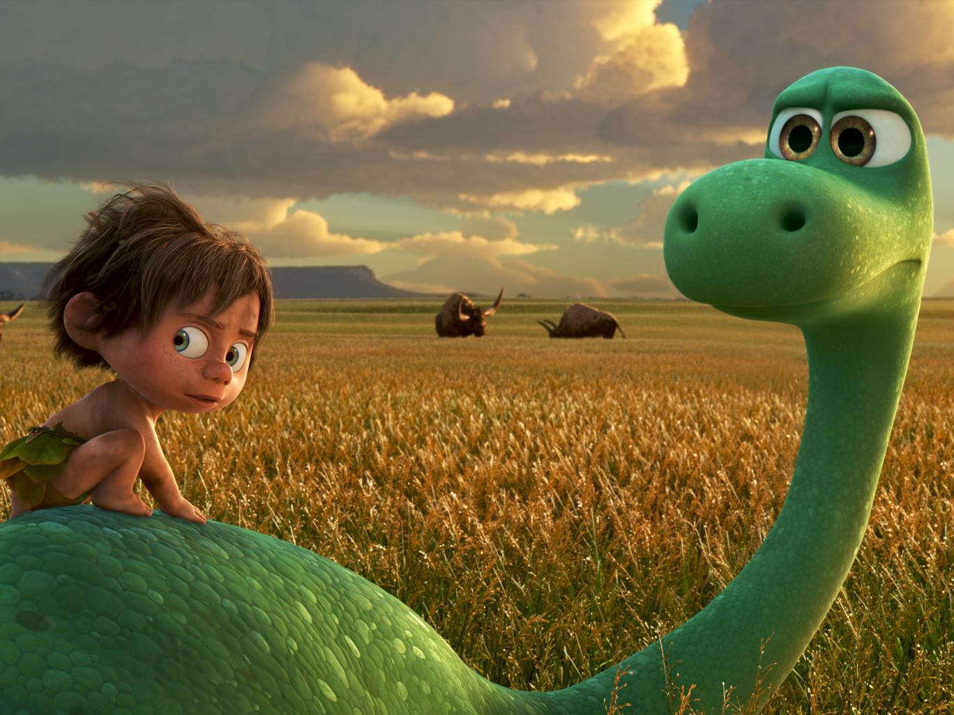 Image result for the good dinosaur movie