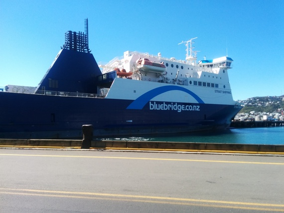 Ferry New Zealand